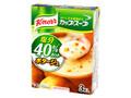 クノール カップスープ ポタージュ 塩分40%カット 箱3袋
