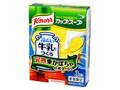 クノールカップスープ 冷たい牛乳でつくる 完熟栗かぼちゃのポタージュ 3袋入 箱52.5g