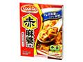 味の素 クックドゥ あらびき肉入り 赤麻婆豆腐用 中辛 箱120g