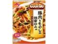 味の素 Cook Do 豚肉ともやしの甜醤炒め用 箱90g