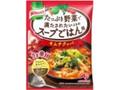 クノール たっぷり野菜で満たされたいときのスープごはん用・キムチクッパ 袋20.9g