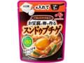味の素 今夜はてづくり気分 お豆腐と卵で作る スンドゥブチゲ 袋190g