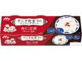 森永 タニタ食堂監修のアジアンデザート 杏仁豆腐 カップ60g×3