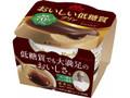 森永 おいしい低糖質プリン コーヒー カップ75g