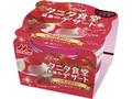 森永 タニタ食堂監修のデザート いちごプリン カップ85g