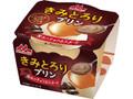 森永 きみとろりプリン チョコカスタード カップ75g