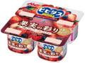 森永 ビヒダス ヨーグルト 果実の彩り 7種のフルーツ ベリーミックス カップ75g×4