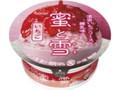 森永 蜜と雪 いちご カップ150ml