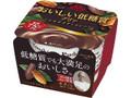 森永 おいしい低糖質プリン ハイカカオチョコレート カップ75g