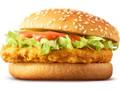 マクドナルド スパイシーチキンバーガー