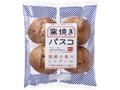 Pasco 窯焼きパスコ 国産小麦のミニブール ライ麦&全粒粉入り 袋4個