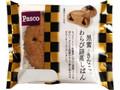 Pasco 黒蜜ときなこのわらび餅蒸しぱん 袋1個