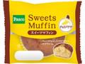 Pasco Sweets Muffin チョコバナナ 袋1個