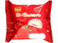 Pasco 赤い苺のメロンパン 袋1個