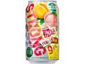 KIRIN 氷結 ストロング 白桃&黄桃 缶350ml