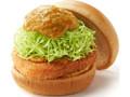 モスバーガー 冷製カレーチキンバーガー