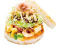 モスバーガー 海鮮お好み焼き風ライスバーガー