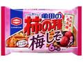 亀田製菓 亀田の柿の種 梅しそ 袋6包