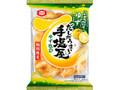 亀田製菓 手塩屋 ゆず塩味 袋9枚