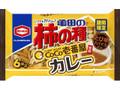 亀田製菓 亀田の柿の種 CoCo壱番屋監修カレー 袋182g