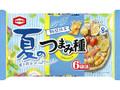 亀田製菓 夏のつまみ種 袋120g