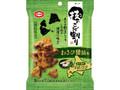 亀田製菓 技のこだ割り 山わさび醤油味 袋45g