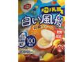 亀田製菓 白い風船 和栗クリーム 袋18枚