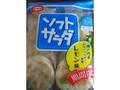 亀田製菓 ソフトサラダ 瀬戸内産レモンパウダー使用レモン味 袋18枚