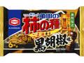 亀田製菓 亀田の柿の種 ごま油香る黒胡椒味 袋6包