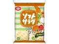 亀田製菓 ソフトサラダ こくうまコンソメ味 袋18枚