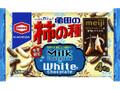 亀田製菓 亀田の柿の種 ミルクチョコ&ホワイトチョコ 袋4包