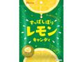カンロ すっぱしぼりレモンキャンディ 袋73g