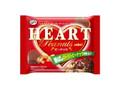 不二家 ハートチョコレート ピーナッツ ミニ 袋42g
