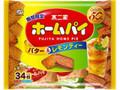 不二家 ホームパイ バター&レモンティー 袋2枚×17
