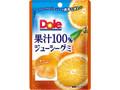 Dole 果汁100%ジューシーグミ オレンジ 袋40g