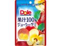 Dole 果汁100%ジューシーグミ アップル 袋40g