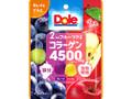 Dole 2つのフルーツグミ グレープ&アップル キレイをプラス 袋75g