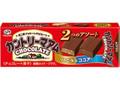 不二家 カントリーマアムチョコレート バニラ&ココア 箱10枚