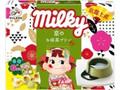 不二家 ミルキー 京のお抹茶プリン風味 6粒×6