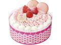 不二家 母の日カーネーションケーキ
