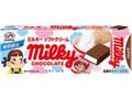不二家 ミルキーチョコレート ミルキーソフトクリーム 箱10枚