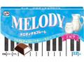 不二家 メロディチョコレート ミルク 箱12粒