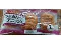 ヤマザキ つぶあんデニッシュ 袋3個