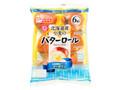 ヤマザキ 北海道小麦のバターロール 袋6個