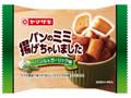 ヤマザキ パンのミミ揚げちゃいました バジル&ガーリック味 袋48g