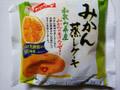 ヤマザキ みかん蒸しケーキ 和歌山県産みかんの果汁入りゼリー 袋1個