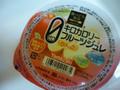 ヤマザキ 食べごろ気分 0キロカロリーフルーツジュレ りんご カップ158g