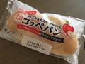 ヤマザキ アップル&カスタードクリーム コッペパン 袋1個