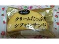 ヤマザキ クリームたっぷりシフォンサンド 袋1個