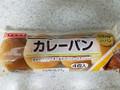 ヤマザキ カレーパン全粒粉入りパン 4個入